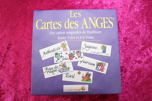 cartes des Anges