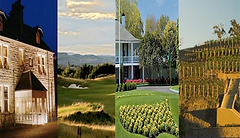 Golf in St. Andrews, Masters, Napa Valley, Arizona, lifetime dream trips through Winspire and Raising the Bid