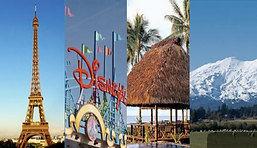 Paris, Disney, Fiji, New Zealand, we have a trip of a lifetime waiting for you with Raising the Bid and Winspire