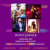 Music Heals February 2021