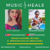 Apache Indian Music Heals 010221