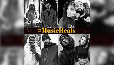 MUSIC HEALS 1