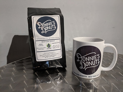 Donnie's Donuts Coffee