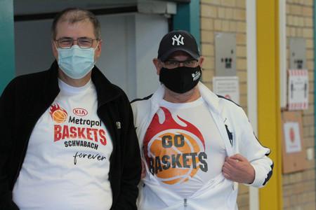 Fanshirt Kia Metropol Baskets