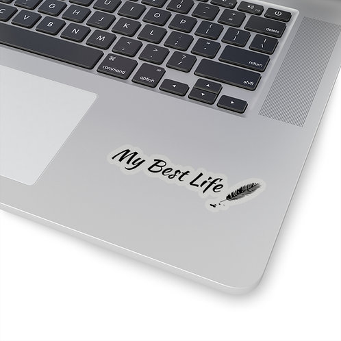 My Best Life Sticker