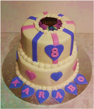 Girls Birthday cakesQueen of Cakes Pretoria