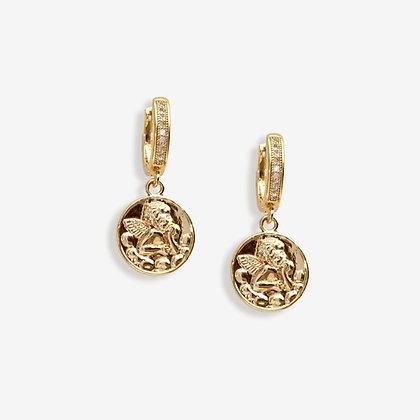 Raphaella Crystal Earrings