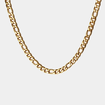 Grande Figaro Boyfriend Chain
