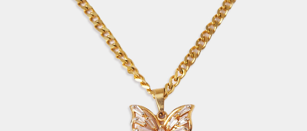 Butterfly Chain Pendant