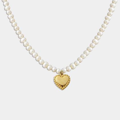 Coco Heart Pendant