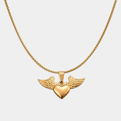 99% Angel Pendant