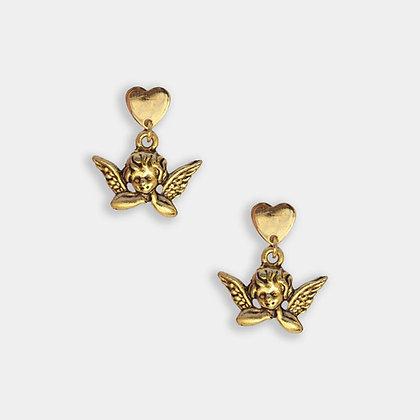 Baroque Charm Earrings