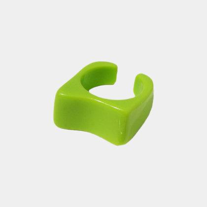 Macaron Ring - Lime