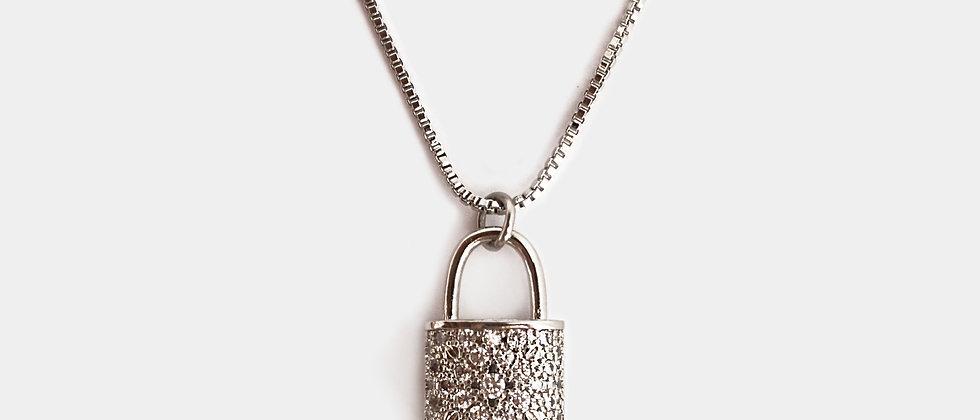 Louis Lock Pendant
