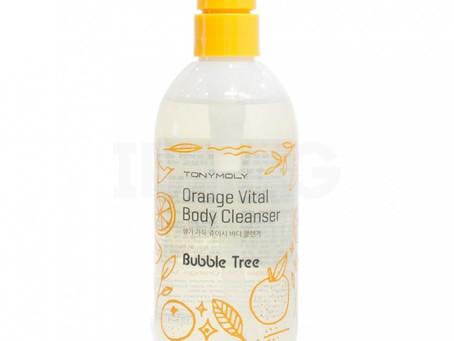 Tony Moly Orange Vital Body Cleanser