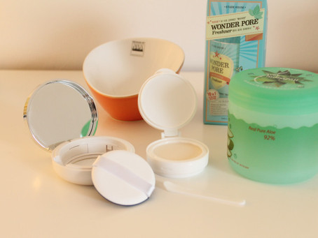 DIY How to make your own cushion/moisturizer.