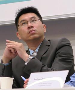 黃偉豪教授