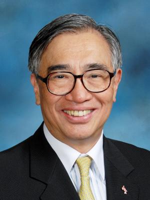李宗德博士
