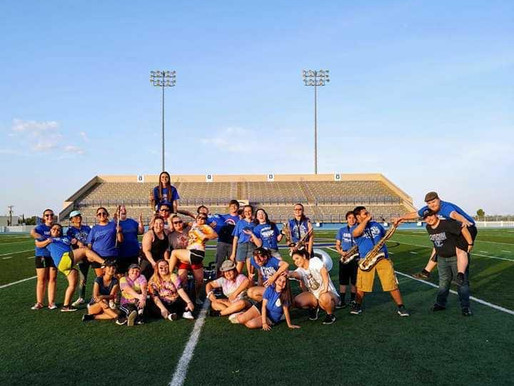 Leadership in the CHS Band Program