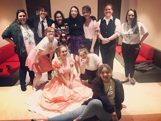Creativity in the CHS Theatre Program
