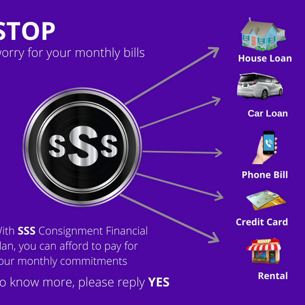 You invest we pay. House loan, car loan, education loan, shop rental.