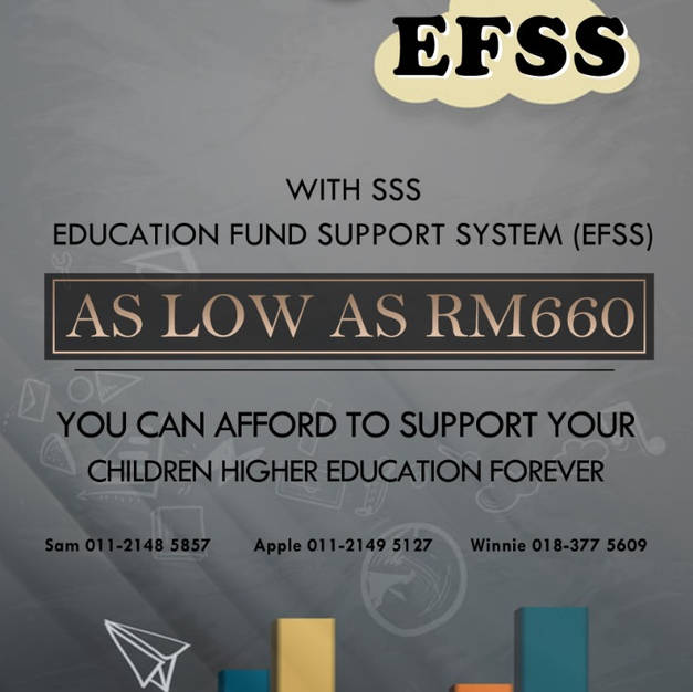 Let SSS pay for your childeren education