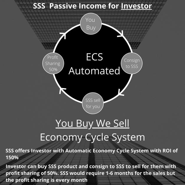 SSS Active Investment 150% return