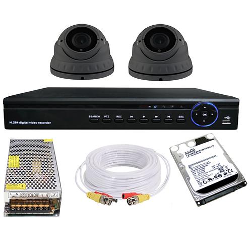 JRK VISION CCTV Combo set