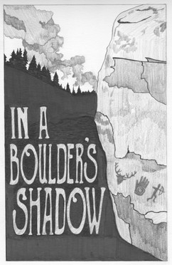 Book Cover: In a Boulder's Shadow by JM Briggs