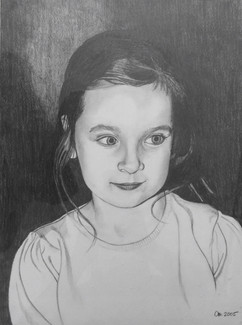 Portrait of Madison