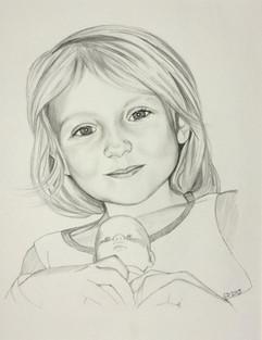 Portrait of Haley
