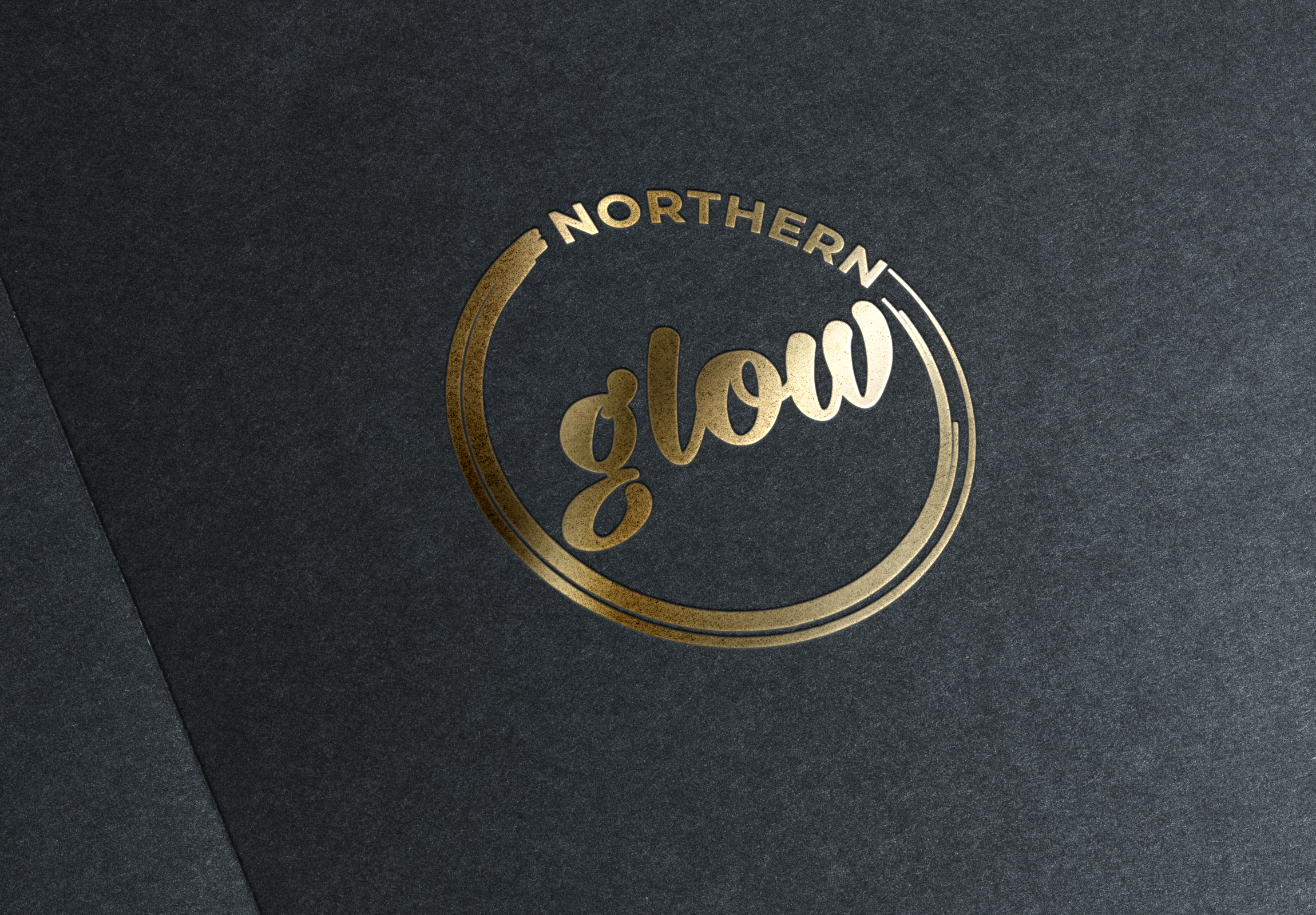 Northern Glow Logo Mockup (1)