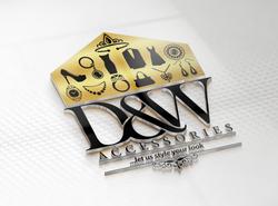 D&W Accessories Logo