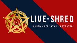 Dean Live-Shred Business Card