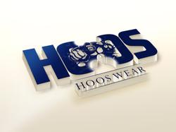hoos wear 3D