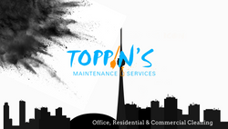 Toppins Business Cards