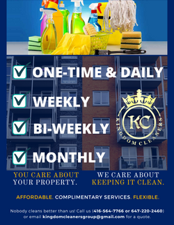 Kingdom Cleaners