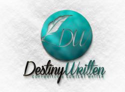 Destiny Written Logo