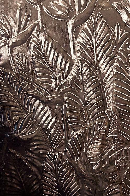 Dark Wooden Leaf