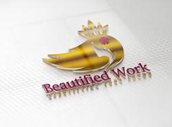 Beautified Work Logo