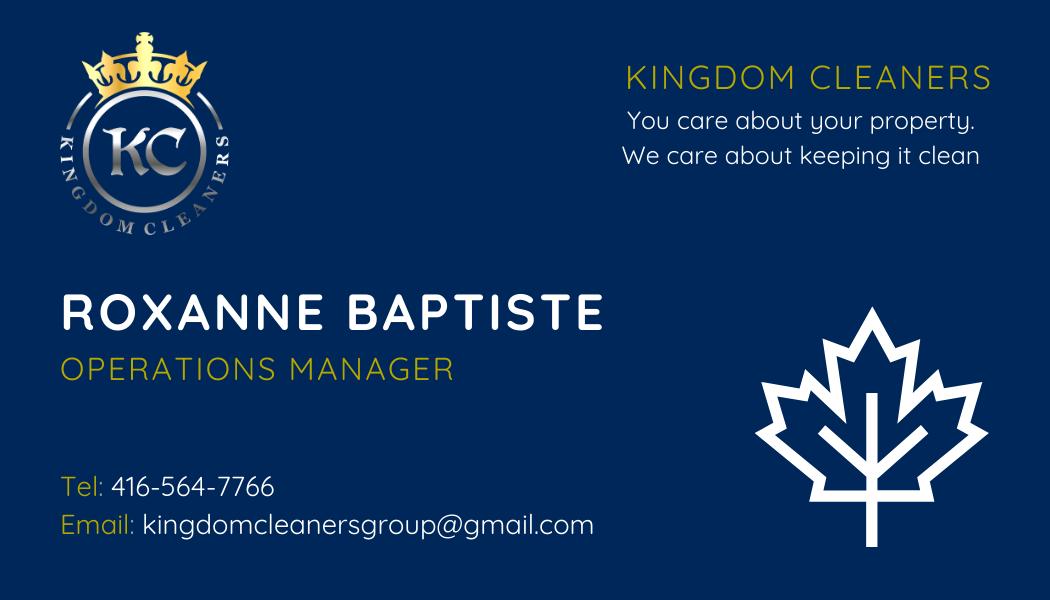KC - Business Card - Roxanne