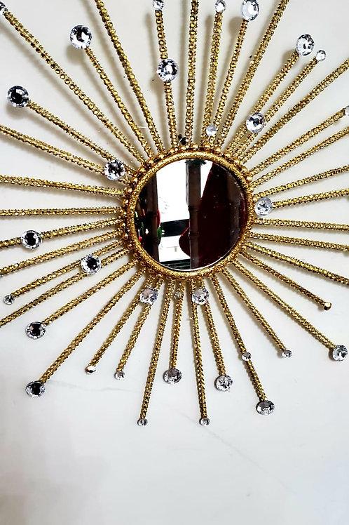 Diamond Sun Mirror (3 Piece Set)