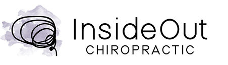 InsideOut Chiropractic Logo