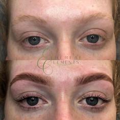 🌿Lash Lift & Tint + Henna Brows & Wax f
