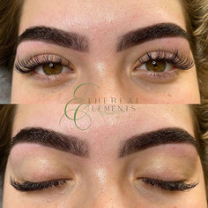 🌿Another Set of Brows with Henna and a
