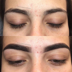 🌿 Henna Brow Transformation -$50 _Inclu
