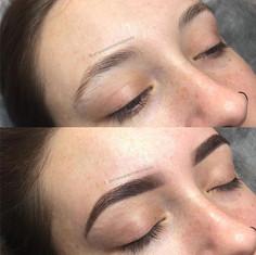 🌿 Henna Brow Transformation -$50 _Inclu