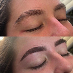 🌿It was a Brow Kinda Day today _Amazing