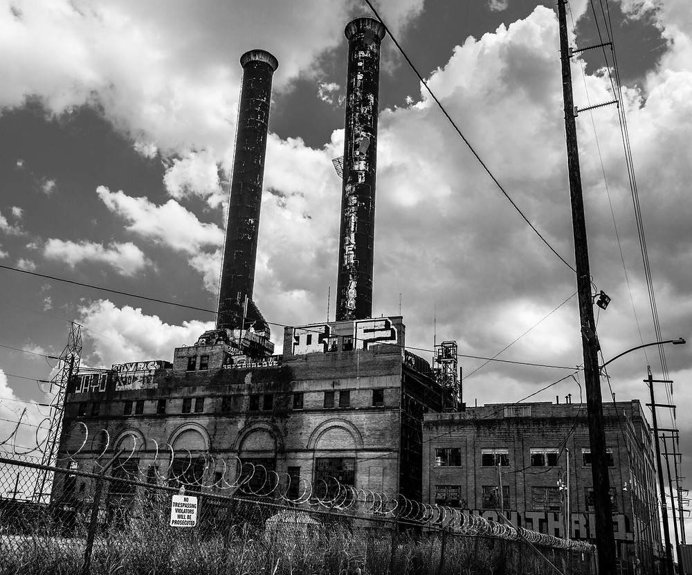 Market Street Power Plant, New Orleans, Louisiana