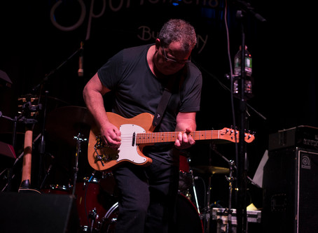 MLJ & the Gatos Malos live at Sportsmens 11/22/2017
